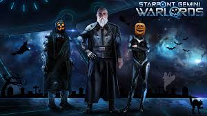 background halloween video starpoint gemini warlords halloween pc gaming video games