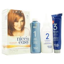 clairol nice n easy natural light auburn clairol nice n easy permanent 110 natural light auburn hair color
