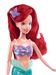 amazon disney princess classics ariel doll toys u0026 games