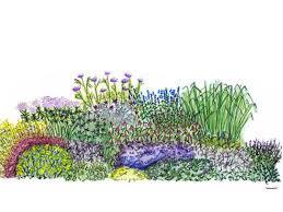 Herb Garden Layout Ideas by Herb Garden Design Plan Hgtv