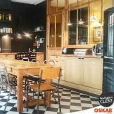 cuisine ambiance bistrot cuisine bistrot et bois ambiance chic et retro cuisine and