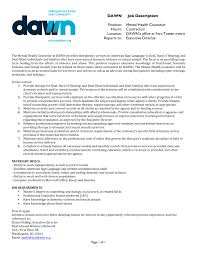 resume cover letter for domestic violence advocate free resume