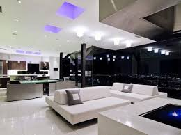 modern home interior decoration architecture black white living room and interior designs