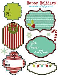 free printable christmas holiday tags mom u0027s crafty space
