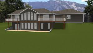 ranch style house plans with basements home ideas daylight basement mobile plans ranch style house split