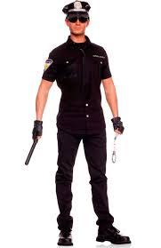 Swat Halloween Costume Officer Arrest Men U0027s Costume
