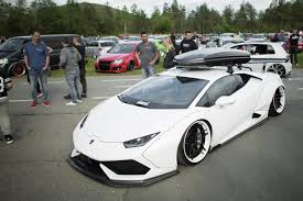 slammed lamborghini worthersee 2017 u2013 best cars from modified car event