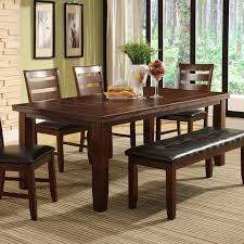 Expanding Table For Small Spaces by Dining Room Stakmore Company Inc Traditional Expanding Dining