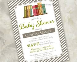 storybook themed baby shower storybook baby shower invitations party xyz