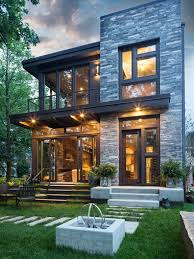 sophisticated new house exterior designs photos ideas best