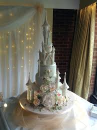 cinderella castle cake topper wedding castle cake