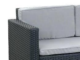 coussin pour canap de jardin coussin pour canape exterieur coussin fauteuil exterieur habitat