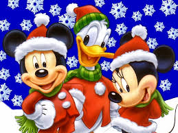 breathtaking image of colorful wallpaper mickey mouse christmas