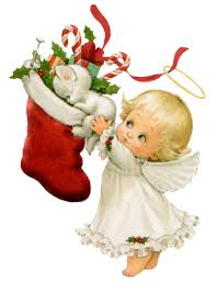 cute christmas angel free png clipart picture angel clip