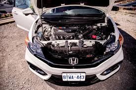 Honda Engines Specs 2014 Bmw 228i Vs 2014 Honda Civic Si Coupe Comparison Cars