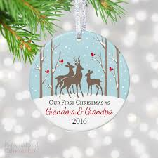 100 ideas ornaments for new grandparents on