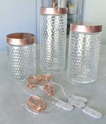 diy copper lanterns and outdoor evening decor sinkology