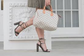 how to dress for thanksgiving olive green dress lace up chunky heels missy on madison