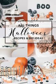 halloween dessert table diy recipes ideas u0026 inspirationcreative