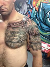 armor tattoos designs pictures