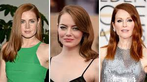 julie ann moore s hair color how many of hollywood s redheads are naturally ginger grazia
