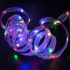ribbon lights party ribbon decorations