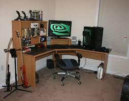 gaming desk plans desk custom gaming desk marvelous best gaming pc company