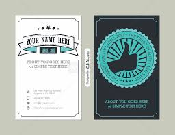 Business Card Eps Template Business Card Template Vector Free Download Cdr Eps Ai Cdrai Com