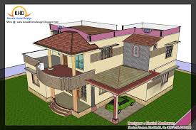 house planner house plan and elevation 2292 sq ft kerala house design idea