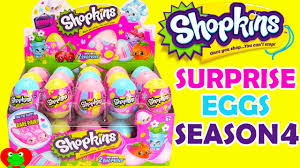 easter eggs surprises shopkins season 4 easter eggs