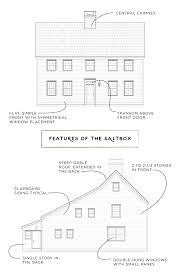 whitney house a saltbox with style the made home
