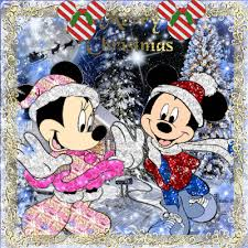 merry christmas mickey u0026 minnie mouse challenge picture