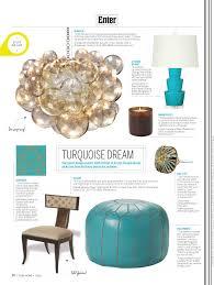 Muriel Chandelier Turquoise Dream 5280