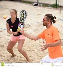 russian beach tennis championship 2015 editorial stock image