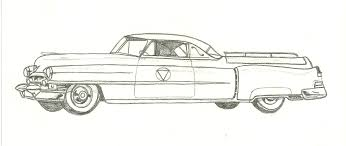 old cars drawings the outliner by sandra sanchez