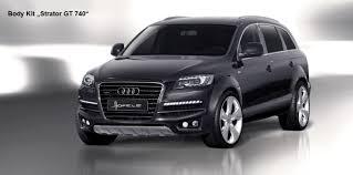 Audi Q7 Black Edition - for q7 4l pre facelift tuning u0026 styling u0026 interieur u0026 felgen