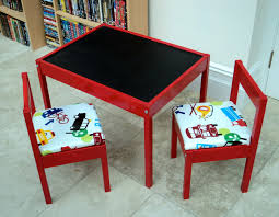 Mickey Mouse Kids Table And Chairs Furniture Lipper Childrens Walnut Rectangle Table And 4 Chairs