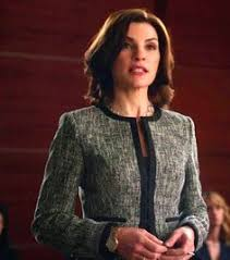 the good wife hairstyle the clothes make the tv character clothes designers and work