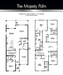 Florida Floor Plans For New Homes Storey Lake For Sale New Community By Lennar Homes Floor Plans