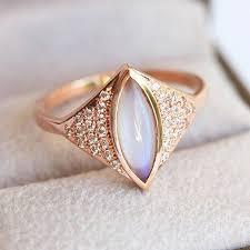 alternative wedding rings unconventional engagement rings 2017 wedding ideas magazine