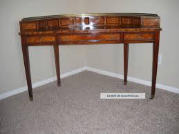 kidney shaped antique desk exqusite hepplewhite kidney shaped