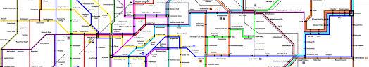 Metro Orange Line Map by Namma Metro A Conceptual Dream For A Real Bangalore Metro Network