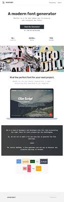 canva font pairing mixfont a modern online font pairings generator bypeople