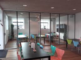 i must say when glass walls are used for room partition whether in