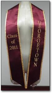 stoles graduation our exles of stoles for graduation graduationstoles net