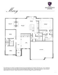 renaissance homes floor plans renaissance living page 2 renaissance living llc