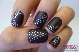 nail art with silver nail polish choice image nail art designs