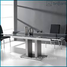 Tempered Glass Dining Table Imported Glass Dining Table Imported Glass Dining Table Suppliers