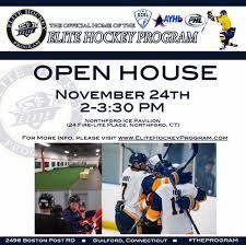 Connecticut travel programs images Elite hockey program jpg
