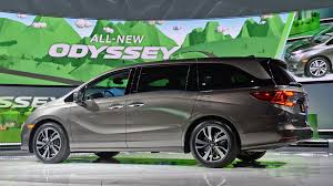 honda odyssey wheels the 2018 honda odyssey is your connected daycare suite on wheels
